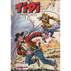 Tipi (19) - Silver scout - Le complot