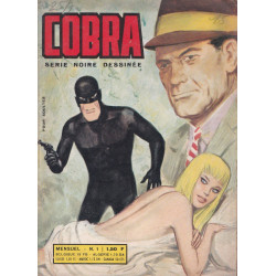 Cobra (1) - Chantage d'outre tombe