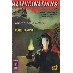 Hallucinations (6) - Agence tous crimes