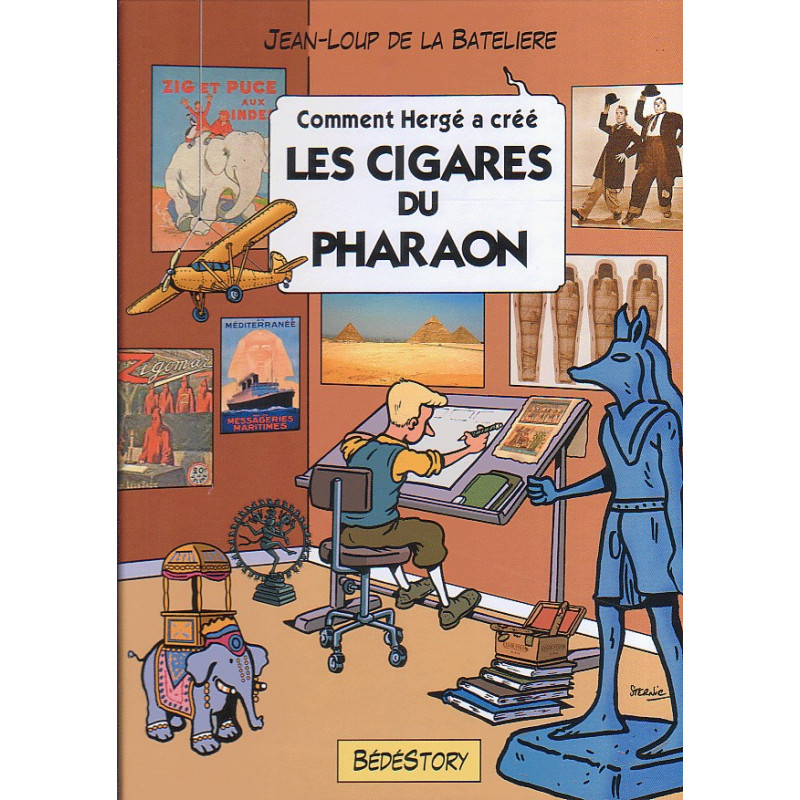 1-comment-herge-a-cree-les-cigares-du-pharaon1