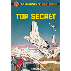 Buck Danny (22) - Top secret