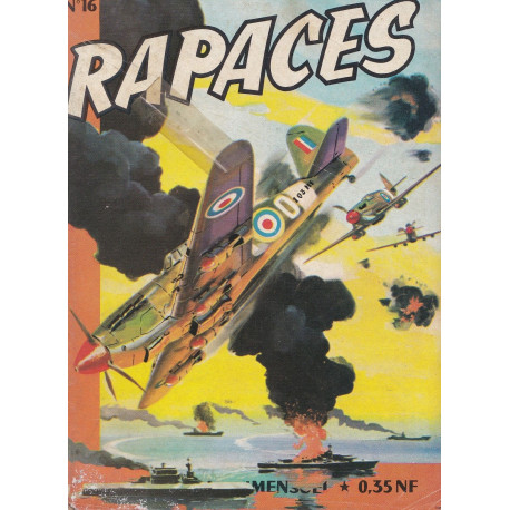 Rapaces (16) - Objectif Midway