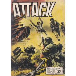 Attack (34) - Opération fury