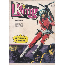 King (13) - Le volcan suspect