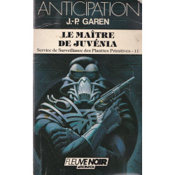 Anticipation - Fiction (1608) - le maître de Juvenia