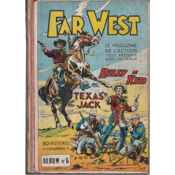 Far West (6) - Recueil