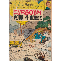 Gil Jourdan (6) - Surboum...