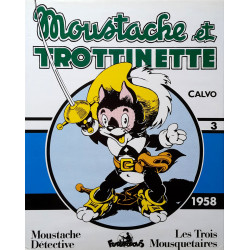Moustache et Trottinette...