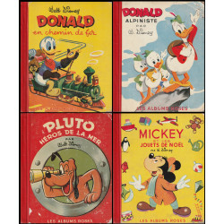 Les albums roses - Mickey...